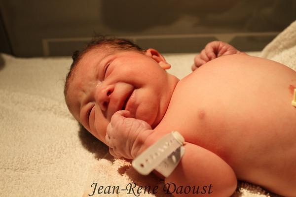 Keira's Birth