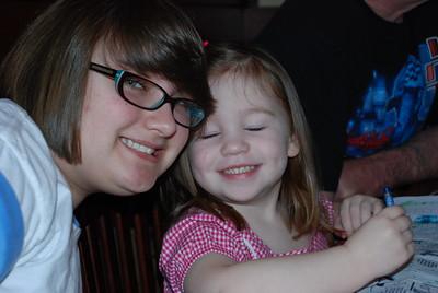 Alicia Birthday  March 13, 2010