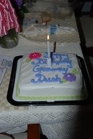 Mom's Birthday July 14, 2010