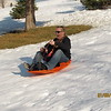 Sledding With Colton