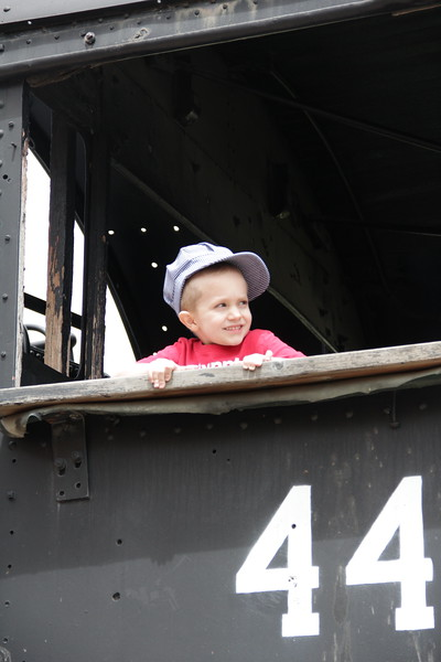 Outing to the Train Museum in Ogden