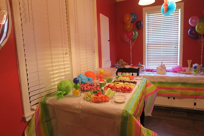 Emily's 10th Birthday