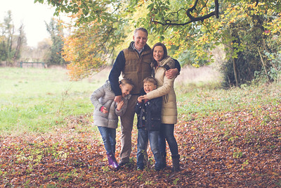 Family Portrait Photography by James Turner Photography