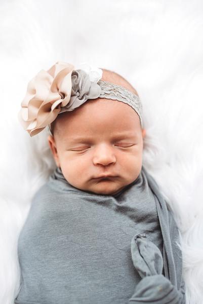 Lucy's Newborn