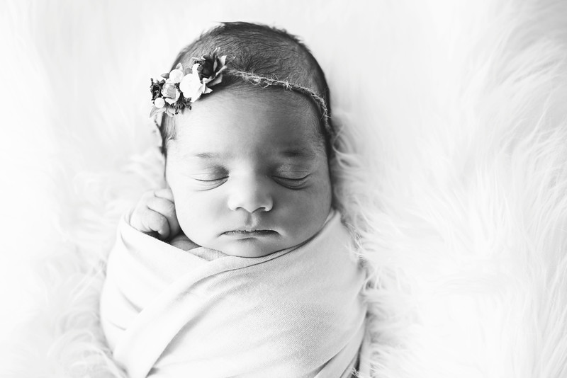 Lupita's Newborn