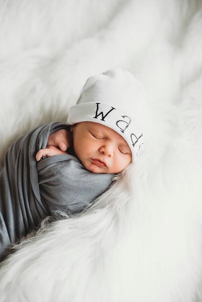 Wade's Newborn