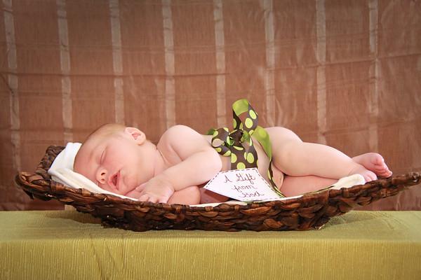 Burkett Family/Infant Session