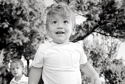 April Cavness Family Portrait_BW-103