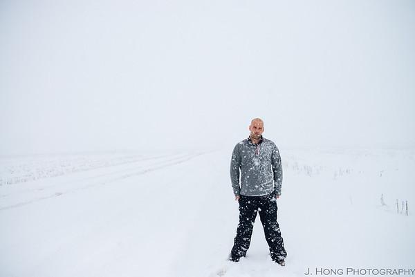 Ensling Winter Snow Storm