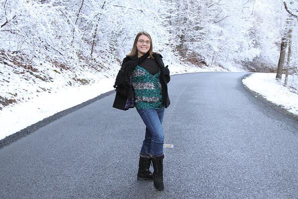 Katelynn's Christmas Portraits