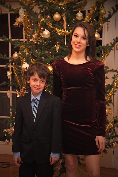 Olivia and Sam