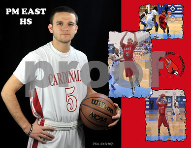 PM East Bball