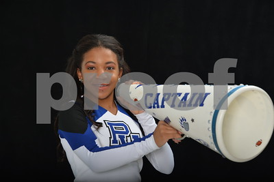 PVHS Cheer Captain