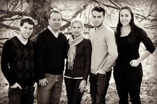 VAN SANT FAMILY