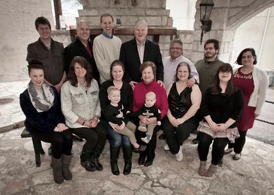 Vann Family Portraits 122614