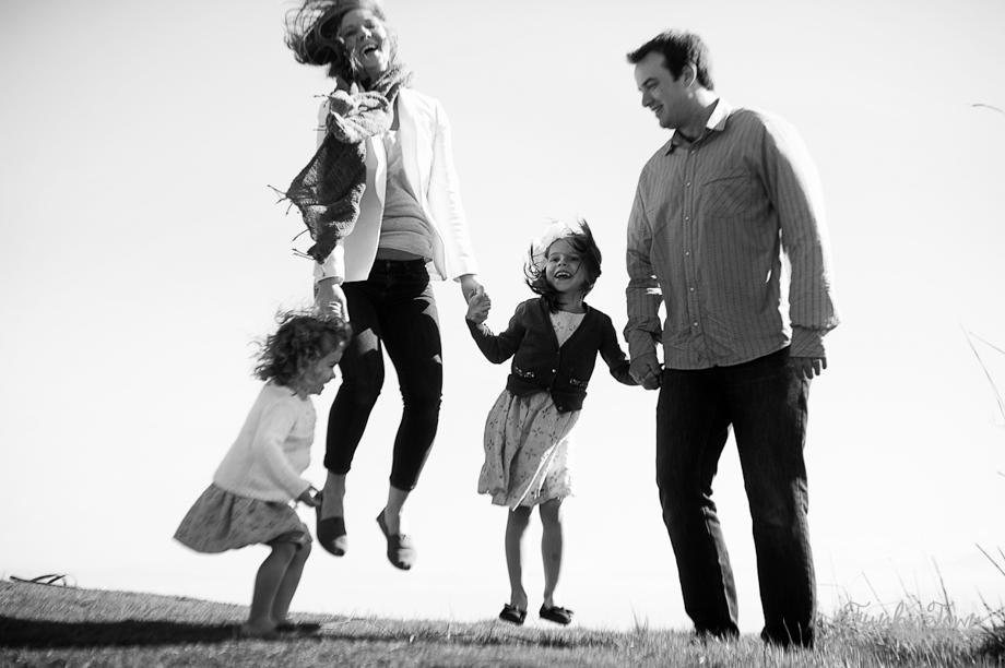 family and child portraits victoria, british columbia