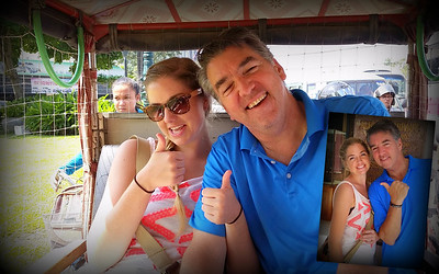 With Kelle in Phnom Penh, Cambodia - Part 2