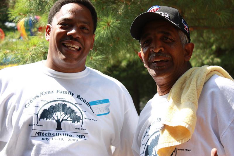 The Cruz and Crews Family Reunion 2009 039