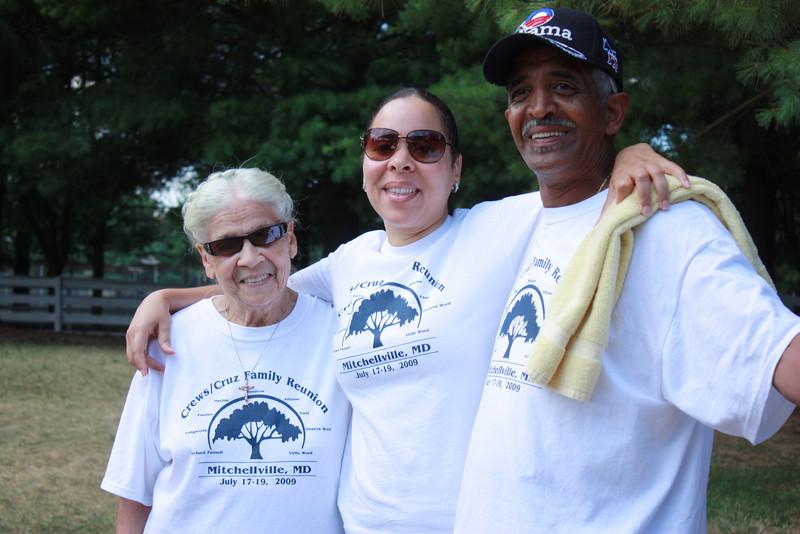 The Cruz and Crews Family Reunion 2009 046