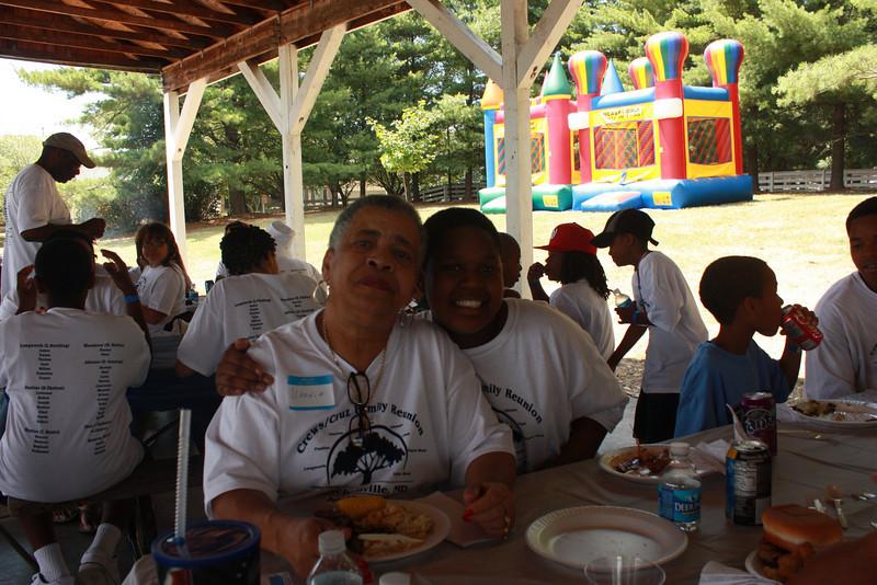 The Cruz and Crews Family Reunion 2009 005