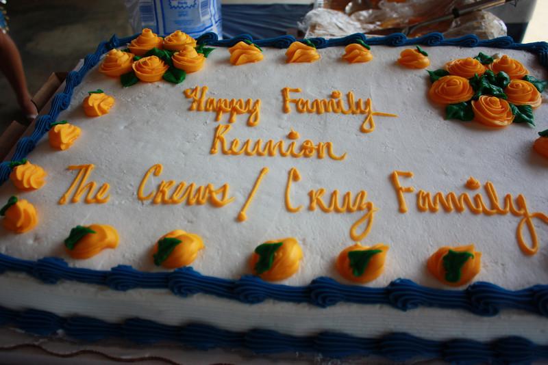 The Cruz and Crews Family Reunion 2009 044