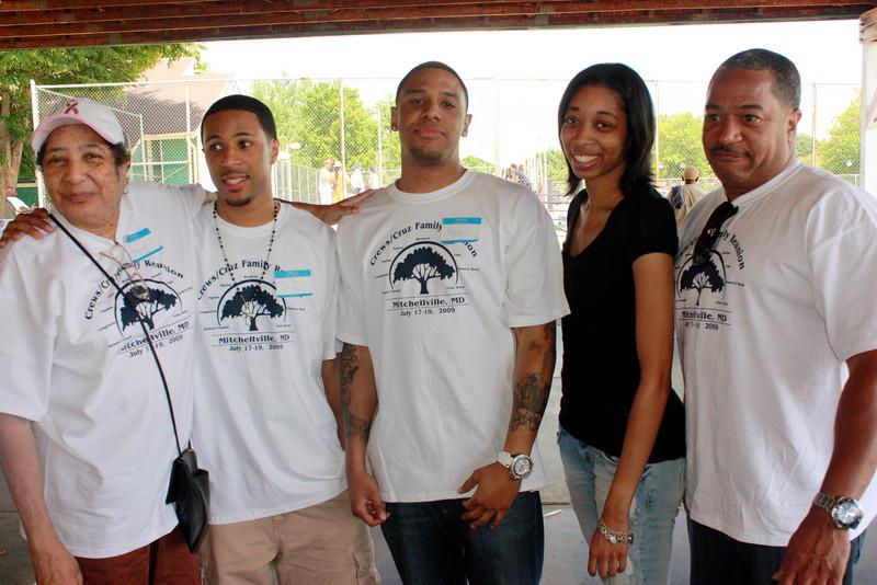 The Cruz and Crews Family Reunion 2009 015
