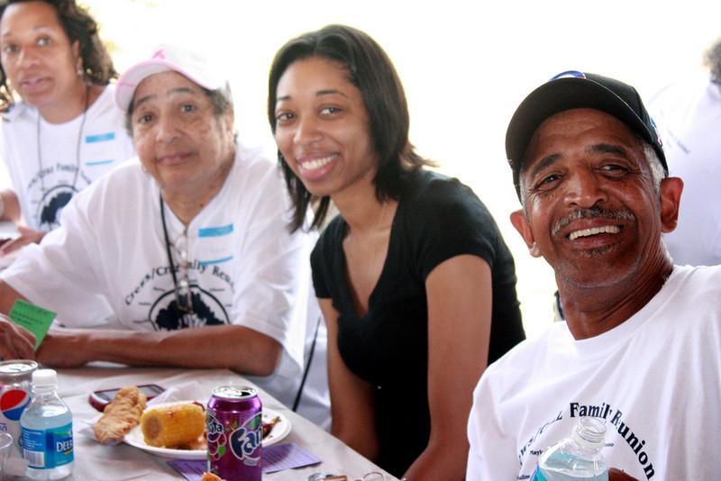 The Cruz and Crews Family Reunion 2009 010