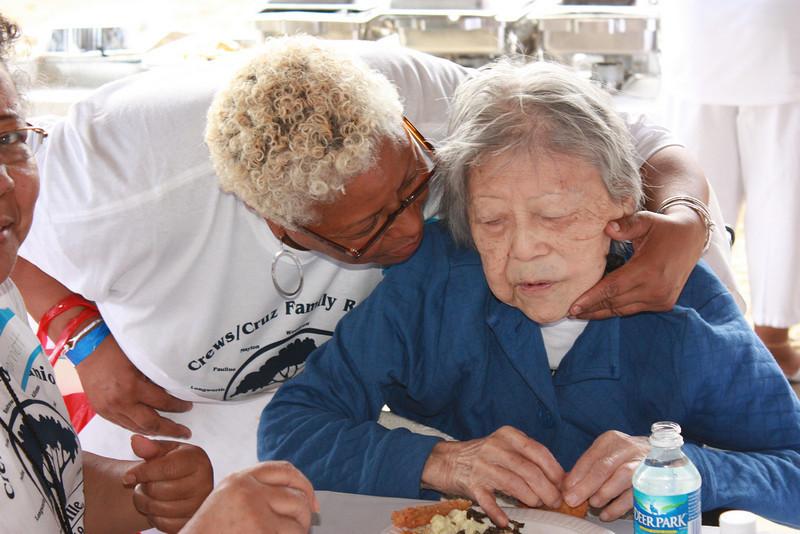 The Cruz and Crews Family Reunion 2009 025
