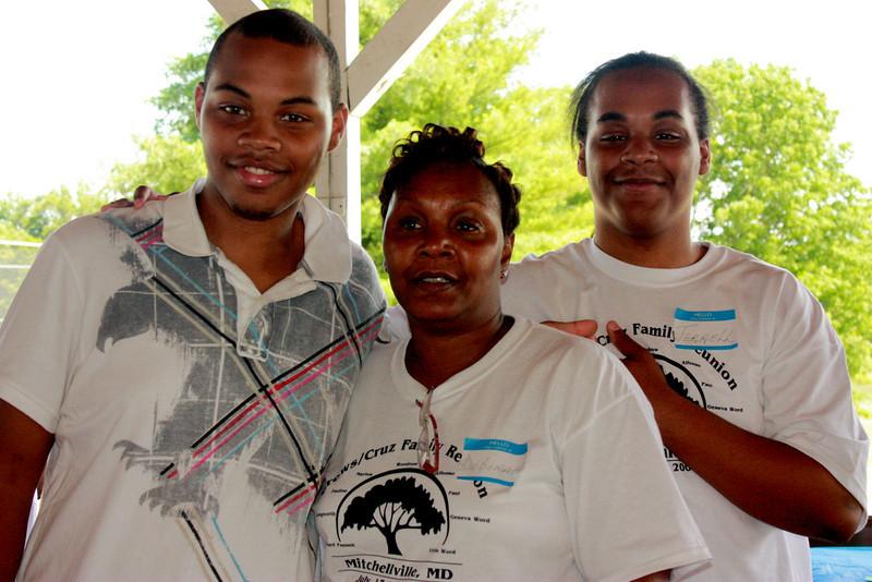 The Cruz and Crews Family Reunion 2009 018