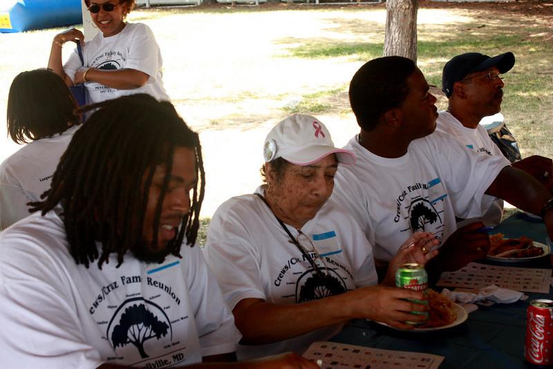 The Cruz and Crews Family Reunion 2009 008