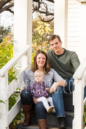 Wise Family Fall Mini