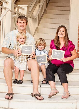 Casey Jones Family