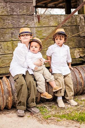 Ayla Edwards Family