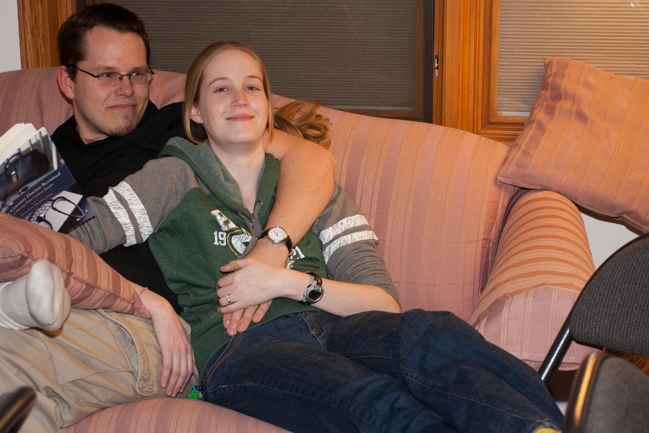 In addition to love, lots of relaxing.  What a wonderful Thanksgiving!  Thanks Mike & Angee.