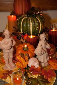 Thanksgiving splendor.