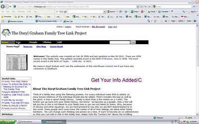 How To See If Someones Facebook Username Is Listed In The Family Tree