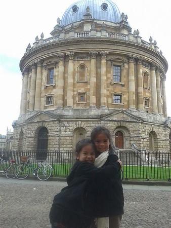 UK: Oxford