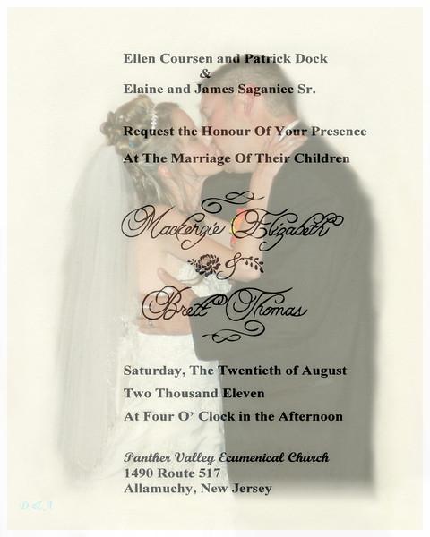 Kenzie & Brett's wedding 8-20-11