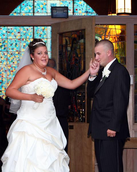 Valerie & Jeff September 21, 2007 #1