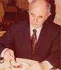 Carl Rothschild<br /> <br /> Michael Rothschild's Bar Mitzvah, 1975<br /> <br /> Temple Sinai, Tenafly, NJ