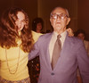 Randi Scheinblum, David Bloom<br /> <br /> Michael Rothschild's Bar Mitzvah, 1975<br /> <br /> Temple Sinai, Tenafly, NJ