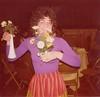 Lucy Bloom<br /> <br /> Michael Rothschild's Bar Mitzvah, 1975<br /> <br /> Temple Sinai, Tenafly, NJ