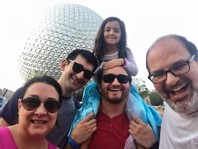 Disney World 2017