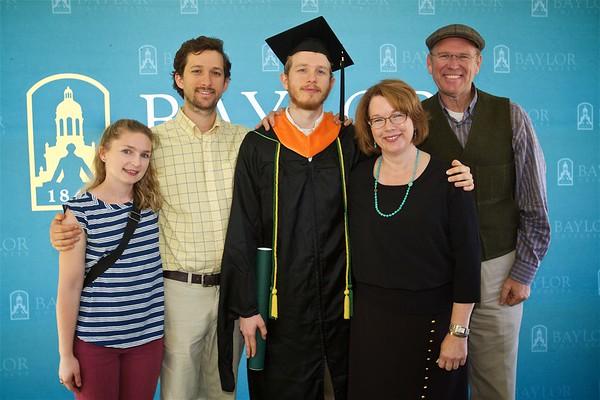 2017 Matthew Baylor Graduation