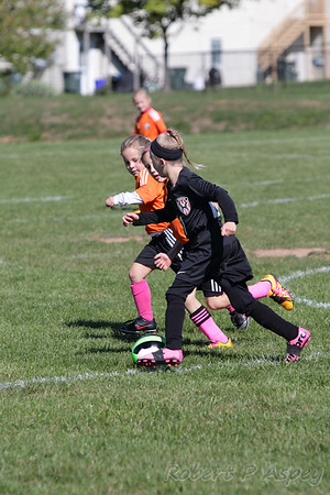 Addyson's Soccer games