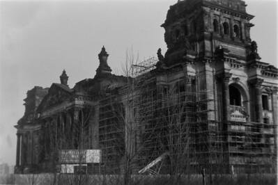1958, Reichstag