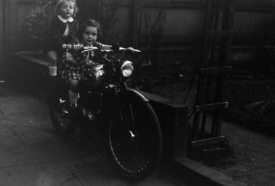1952, Hoffman Motorrad 98ccm