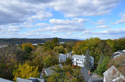 Walkway over hudson (and a few houses in Poughkeepsie)