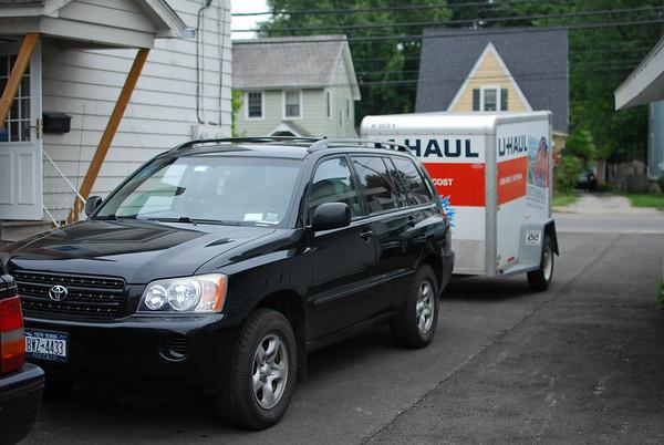 Razz family transportation to Bativia.