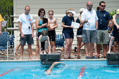 June 22, 2013. Kraft YMCA Seals vs. Alexander Killer Whales and Cary Storm, Cary YMCA, Cary, NC.